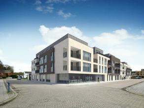 """UNIEK DAKAPPARTEMENT van 164 m² + 62 m² terras in Residentie """"Parc Brasschaet"""" met 3 slaapkamers en een sierlijke, strakke architectuur. De"""