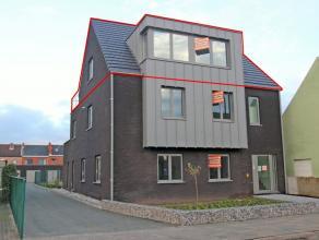 Nieuwbouw appartement met 2 slaapkamers, terras van 23,50 m² en garagebox gelegen nabij het centrum van Stabroek. Mogelijkheid om extra garage bi