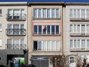 Tof appartement te Deurne Noord met als indeling een inkomhal, living, mooie open keuken, badkamer, 2 à 3 slaapkamers en een terras achteraan.