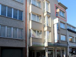 Verzorgd appartement met 1 slaapkamer en terras gelegen in het centrum van Ekeren. Beschikbaarheid: 1 april 2016.