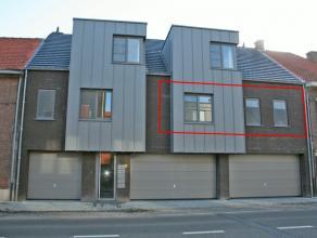 Nieuwbouwappartement met 3 slaapkamers, inpandige garage en terras van 7 m² gelegen in het centrum van Hoevenen. Zeer energiezuinig! Beschikbaar