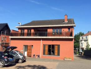 Riant dakappartement (duplex) van ca 220 m² met ruim Zuidwest terras van 46 m², kelder, ruime living, ingerichte keuken, berging, badkamer m