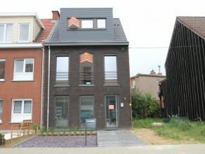 Nieuwbouwappartement met 1 slaapkamer en terras gelegen nabij centrum Ekeren. Energiezuinig. Alle nutsvoorzieningen zijn individueel. Beschikbaar: 1 n