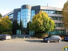 Leuk en centraal gelegen kantoren te Berchem Mooie representatieve kantoren aan de buitenzijde van de Singel. Uitstekende ligging in functie van berei