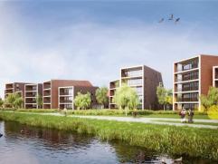 Zeer mooi appartement gelegen op de derde verdieping met een terras van 5 m²! Ideaal gelegen nieuwbouwproject met in totaal 35 appartementen en 1