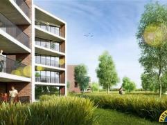 Zeer knap gelijkvloers appartement met een tuin van 94m² en bijhorend terras van 19 m². Ideaal gelegen nieuwbouwproject met in totaal 35 app