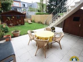 Zeer energie zuinig volledig gerenoveerd ruim 2 à 3 slaapkamer appartement met garage en tuin naast het park met speeltuin van Wilrijk Neerland