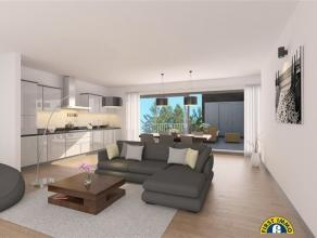 LANCERINGSACTIE! Gunstprijzen geldig tot 1 maart 2015! Nieuwbouw appartement te residentie Diabolo, gelegen in de Wilrijkse wijk Duivelshoek ter hoogt
