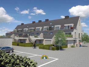 Prachtig nieuwbouw LUXE duplex-appartement (ca 125m²) op de 2e verdieping, ingericht met 2 slaapkamers, woonkamer, open keuken, aparte berging/wa