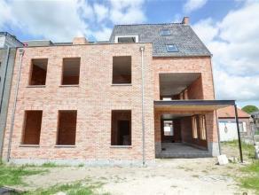 Appartement op de 1ste verdieping, gelegen in blok C van Residentie Dorpszicht. Dit project is gelegen in het centrum van Kalmthout-Nieuwmoer, zeer la
