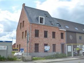 Gelijkvloers appartement met tuin en terras, gelegen in blok C van Residentie Dorpszicht. Dit project is gelegen in het centrum van Kalmthout-Nieuwmoe