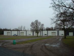 Warehouse te huur Goed gelegen magazijnen - volledig afgewerkt-, op de grens Brasschaat - Kapellen. Vlakbij afrit E19, afslag Sint-Job-Int-Goor STRUCT