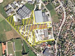 Grond bestemd als lokaal bedrijventerreinen met een oppervlakte van ca 47.672m² gelegen te Waarschoot, Kappellestraat langsheen de Gewestweg N9 (