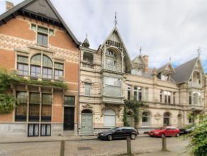 Op één van de mooiste locaties in Antwerpen gelegen, in een zeer rustige straat van de alombekende historische buurt rond de Cogels Osyl