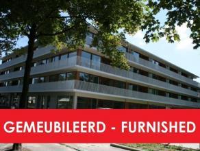 Gemeubeld 2-slaapkamer appartement van 100m² in nieuwstaat. Dit appartement is gelegen op de eerste verdieping in een mooi gebouw van architecten