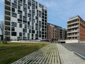 Schitterende loft van 190m² met patioterras op zuiden, ondergrondse autostaanplaats en ruime kelderberging gelegen op de Anco-site aan de Turnhou