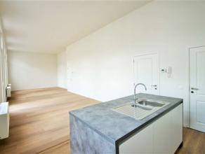 Stijlvol en ruim 2 slaapkamer appartement te Sint-Niklaas.Indeling:Dit prachtig appartement maakt deel uit van het nieuwbouwproject 'Hof 17' gelegen i