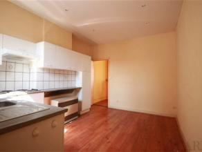 Aangenaam 1 slaapkamer appartement met kelder nabij Park Spoor Noord. Indeling:Het appartement van ca. 50 m² is gelegen op 1ste verdieping