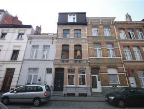 Aangenaam 1 slaapkamer appartement met terras nabij Park Spoor Noord. Indeling:Het appartement van ca. 50 m² is gelegen op gelijkvloerse ve