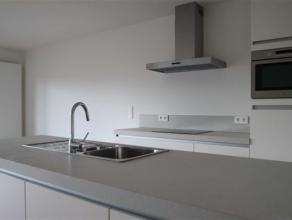 Luxueus afgewerkt nieuwbouwappartement met 2 slaapkamers en 2 terrassen.Indeling Dit luxueus afgewerkt appartement met 2 slaapkamers bevindt zich op d