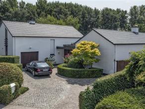 """Indeling:In 't groen gelegen villa op een perceel van 4440m² annex het domein """"Breeven"""".De ruime woonkamer van 97m² groot geeft een prachtig"""