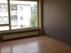 Charmant appartement opp. 54 m², 1 slaapkamer met bureeltje in rustige buurt van het Pulhof vlakbij grootwarenhuis en winkels. Zeer aangename sfe