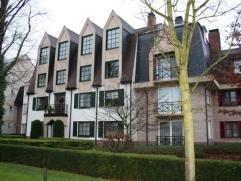 """Luxe villa-appartement in Residentie """"Hubertus Hove"""" op wandelafstand van centrum Brasschaat. (ref: 1712807)"""