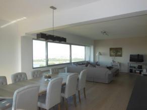 PRACHTIG & INSTAPKLAAR Luxe appartement (150 m²)! Gelegen op de 19de verdieping van Residentie 'Riverside Tower' biedt dit appartement een pr
