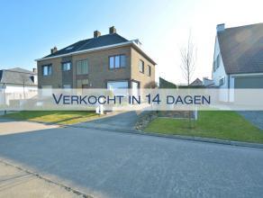 VERKOCHT - Compromis in opmaak. Deze woning is gelegen op een perceel van 456 m² en beschikt over een bewoonbare oppervlakte van ruim 207 m²
