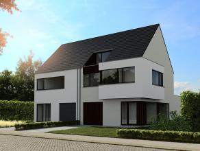De bouwgrond met een oppervlakte van 462,5 m2 bevindt zich op de hoek van de Begoniastraat en de Kandonklaan. Wij bouwen hier met u een hoekwoning van