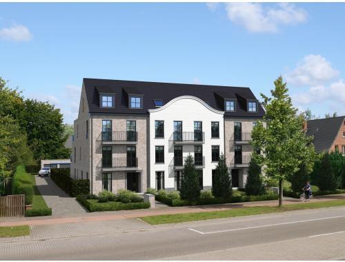Appartement te koop in wommelgem eoll1 zimmo for Huis te koop in wommelgem