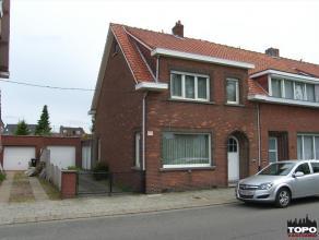 Woning in centrum met 3 slaapkamers, garage en tuin. De woning - op 363m³ grond - is vrij rustig gelegen en niet ver van het centrum van Wommelge