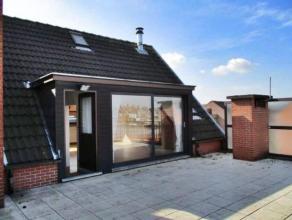 Prachtig en ruim appartement met een op het westen gelegen zonnig dakterras van 80m². Net buiten het idyllisch en gezellig centrum van Lier op wa