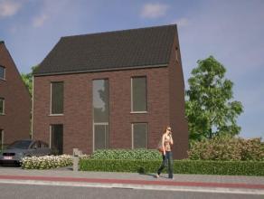 Nieuw te bouwen vrijstaande woning, op een rustige landelijke locatie, in een doodlopende straat. Centraal gelegen op wandelafstand van centrum van Em