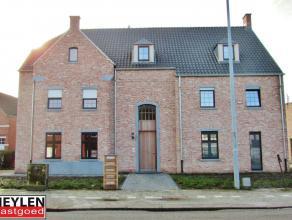 Nieuwbouw appartement met terras en grote tuin Prijs inclusief gemeenschappelijke lasten Het appartement is zeer mooi afgewerkt. Extra kelderberging +