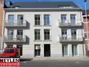 Prachtig gelijkvloers appartement met tuin en ondergrondse autostaanplaats Het appartement is gelegen in het centrum van Herentals. U bent op wandelaf