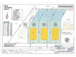 Rustig gelegen bouwgrond voor open bebouwing van 7a 41ca gelegen te Retie, Geenend tussen nr 48 en 50. Het gaat om een recente verkaveling zonder bouw