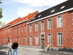 Project De Burcht is een prachtige, uitzonderlijke renovatie van een oud schoolgebouw tot 19 appartementen. Het is uitzonderlijk goed en centraal gele