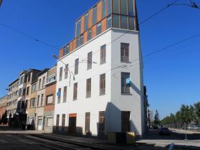 Nieuwbouw appartementLigging: Gelegen op de hoek van de Viséstraat met de Halenstraat,tegenover park Spoor Noord en met winkels, horeca,