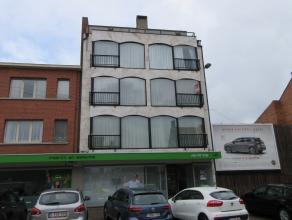 Appartement in centrum Herentals<br /> Indeling: living met open keuken, berging, badkamer, 1 slaapkamer<br /> EPC 323 kWh/m2