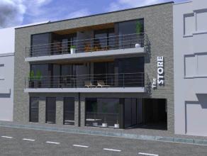 Nieuwbouwappartementen in het centrum van Nijlen. Deze ruime appartementen in een blok van slechts 4 appartementen worden afgewerkt volgens het lasten