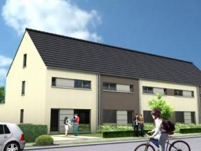 Nieuw te bouwen woning , gelegen op 200m van het centrum van Rijmenam, met bushalte en winkels. Station van Haacht op 6 km.  E waarde 67. Instapklaa