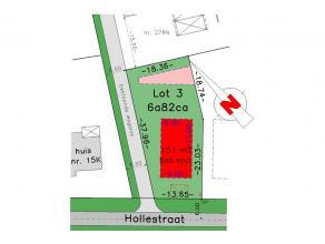 Lot 3 laatste bouwgrond van 3, uitzonderlijk landelijk gelegen op 500m v/h centrum van Hallaar en op 800m v/d winkelstraat in centrum Heist o/d Berg.