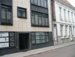 Instapklaar appartement met 2 slaapkamers, groot terras, kelderberging en lift. Gelegen vlakbij Grote Markt. EPC = 163.Voor verdere info of afspraak b