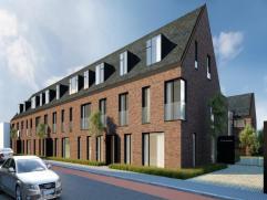 """Woonproject """"De Poort van Berlaar"""" is een uniek wooncomplex, gelegen in de Legrellestraat midden in het hartje van het groene en landelijke Berlaar."""