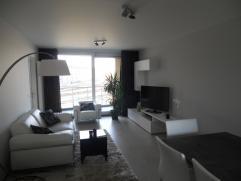 Recent (2012) appartement op de 1ste verdieping met 2 slaapkamers. Rustige ligging.    Appartement omvat: inkom, leefruimte met open keuken, Ruim te