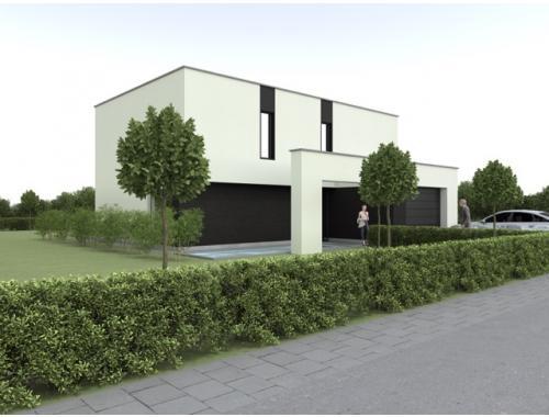 Huis te koop in ramsel ftx2f zimmo for Te koop moderne woning