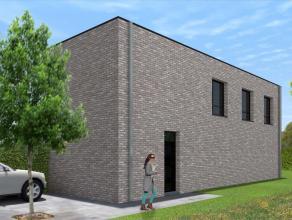 Nieuwbouw open bebouwing (winddicht) met strakke, moderne look. Deze woning heeft o.a. 3 slaapkamers en is gelegen op een zuidwestelijk georiënt