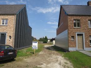 Bouwgrond voor gesloten bebouwing met een oppervlakte van 626 m² en een breedte van 9 meter. Maximaal bebouwbare diepte van gelijkvloers is 17 me