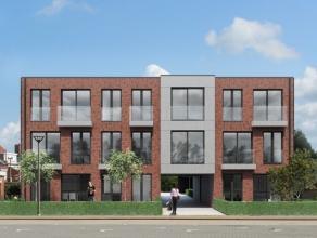 """Dit appartement op de 1ste verd. met 2 slaapkamers en terras, is gelegen in de nieuw te bouwen Residentie """"NETEHOF"""".  De residentie vormt een overgang"""